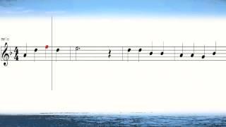吹いてみよう電子楽譜シリーズ クラシック、行進曲、童謡、唱歌の音が聞...