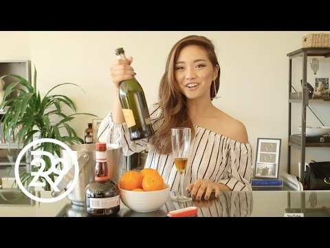 2 Homemade New Years Eve Cocktail Recipes   Hangtime With Jenn Im   Refinery29