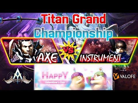 Titan 03/03/2019 PM: Final - Brayan182 vs ApexBeat - Atlantica Online Valofe