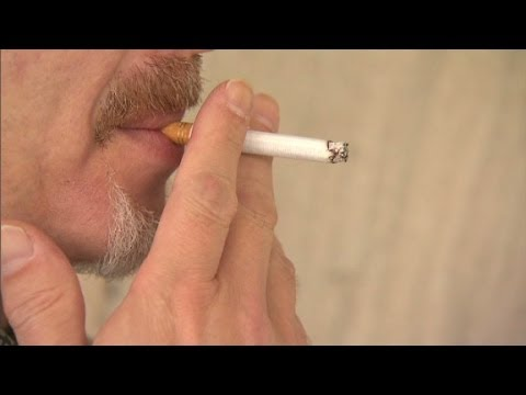 Tips to use when trying to quit smoking.