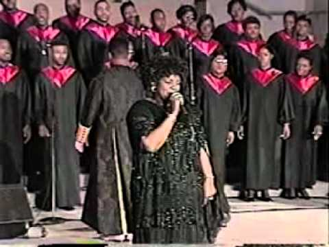 """Shirley Caesar""""You're Next In Line For A Miracle!""""pt.2/2"""