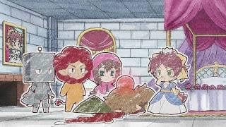 バカテス童話 ~召喚獣は見た! 赤く染まったウェディングドレス バカとテストと召喚獣にっ! 検索動画 25