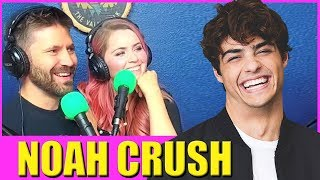 Lee has a crush on NOAH CENTINEO | The Valleycast, Ep. 35