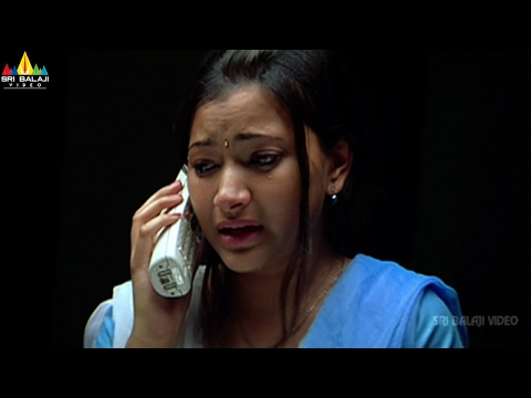 Kotha Bangaru Lokam Movie Swetha Basu Emotional Scene | Sri Balaji Video