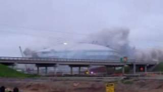 Texas Stadium Demolition - The Epic Dallas Cowboys