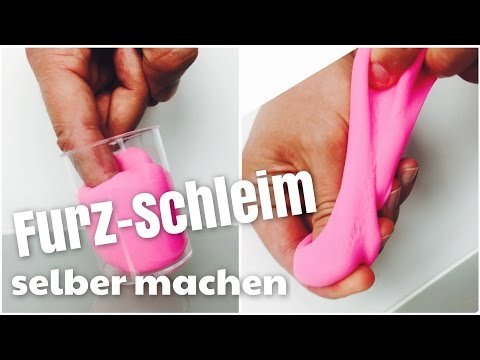 diy bubble gum slime l mach dir dein glibber slimy schleim. Black Bedroom Furniture Sets. Home Design Ideas