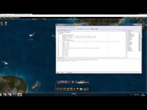The Island Als Map Einstellen Server