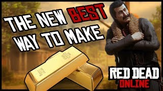 The new balancing patch gave us ways to make decent amount of money in red dead online. so i went into freemode, tried farming story missions, playing fr...