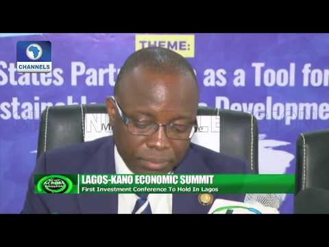 Lagos-Kano Economic Conference To Hold In Lagos  News Across Nigeria 