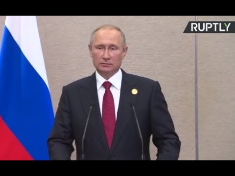 Putin speaks on final day of BRICS (streamed live)