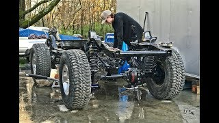 Rebuilding A Wrecked Jeep Rubicon Part 11