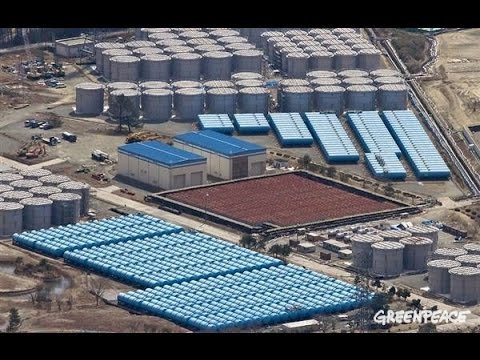 Fukushima Worst Nuclear Water Leak Since Disaster Update 8/20/13