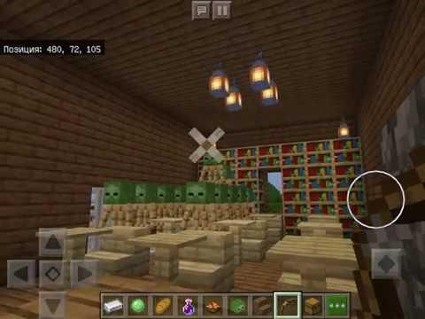 Зомби апокалипсис в школе Майнкрафта