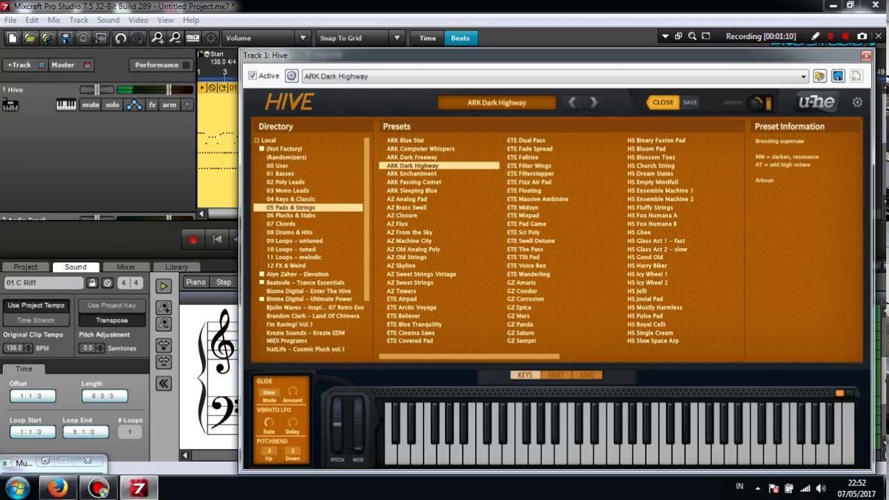 u-he hive vst synth plugin free download full 2018 - youtube