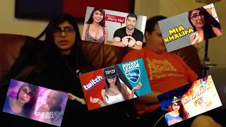 Mia Khalifa Livestream Recap: NBA 2K17 for the First Time