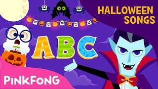 Halloween ABC | Halloween Songs | Pinkfong Songs for Children