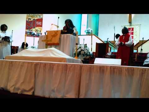 Rose of Sharon Community Church anniversary Recap