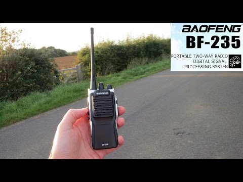 Field Test of the New Baofeng BF235 vs UV82L