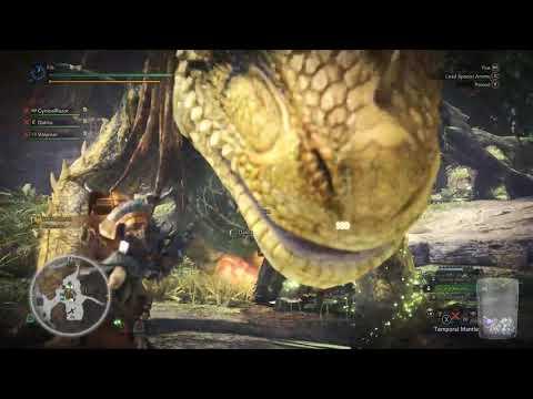 Flik Plays Monster Hunter World on PC | Part 32 thumbnail