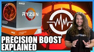 AMD Ryzen Precision Boost Overdrive & AutoOC Benchmarks & Explanation