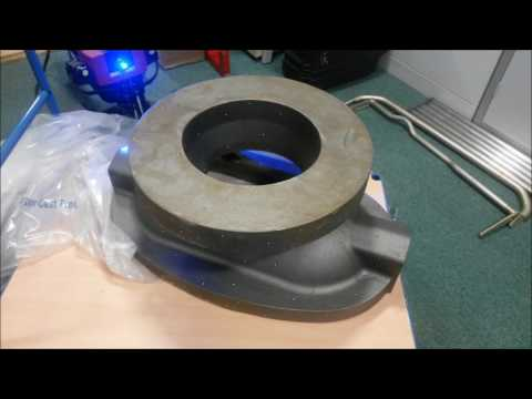 3D Scanning Quality Control & Inspection - Large Casting