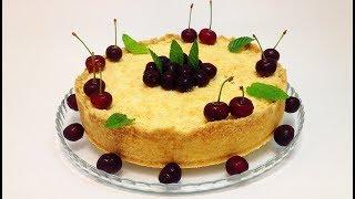 ПИРОГ с ЧЕРЕШНЕЙ (pie with cherries)