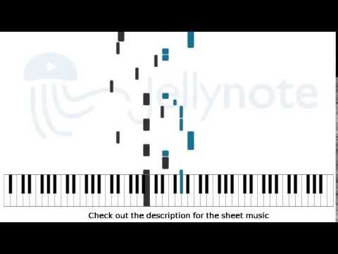 Piano skinny love piano tabs : Skinny Love - Birdy [Piano Sheet Music] - YouTube