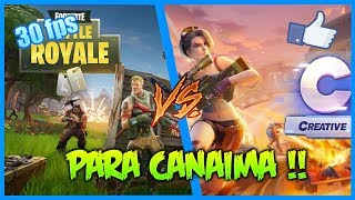 La MEJOR copia de Fortnite Para tu canaima :'v | Creative Destruction