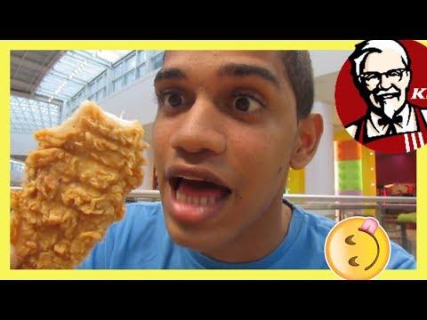 CHICKEN SHARE KFC #DÁRIOEXPERIMENTA