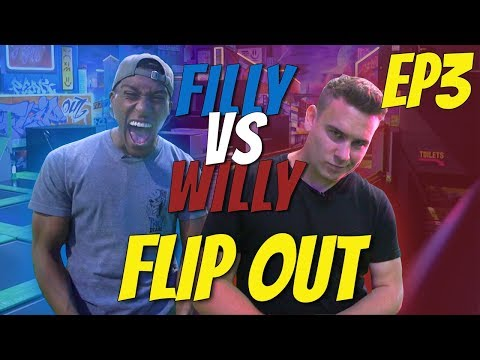 Filly VS Willy: Flip Out! S1 EPISODE 3
