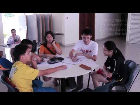 Free tuition for needy children