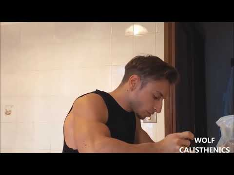 Andrea larosa -king of calisthenics 2019