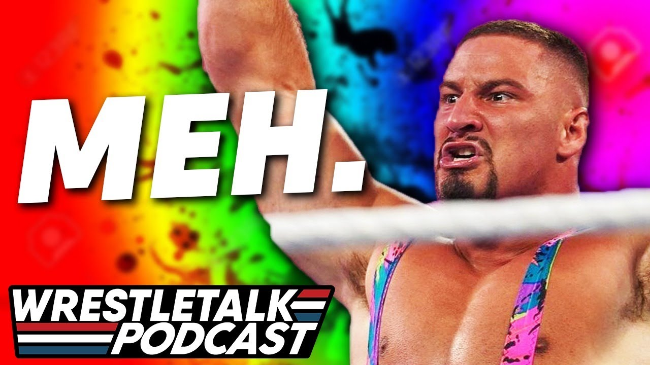 So How Is The NXT 2.0 Rebrand? WWE NXT 2.0 Sept. 14, 2021 Review | WrestleTalk Podcast