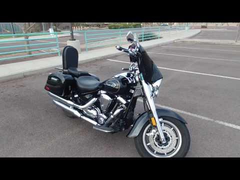 2012 Yamaha Road Star 1700 Motorcycle Saddlebags Review