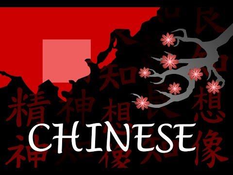 the chinese creation myth
