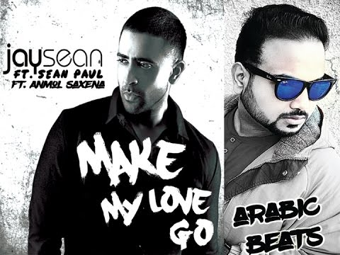 MAKE MY LOVE GO - Jay Sean Ft. Sean Paul Ft. Anmol Saxena