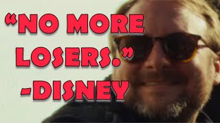 DISNEY SWEARS TO FANS: NO MORE F-UP DIRECTORS FOR STAR WARS!  yeah right.