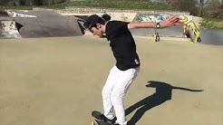 Aurelien Machu - Best of Skatepark Saint Orens 2019.