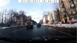 видео Видеорегистратор с большим экраном ONEXT VR-325