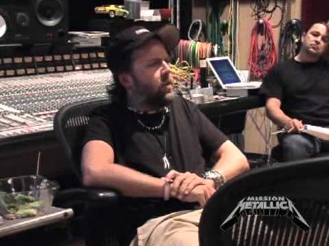 Mission Metallica: Fly on the Wall Platinum Clip (June 16, 2008)