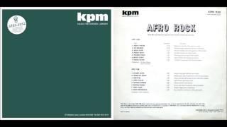VA - Afro Rock - John Cameron & Alan Parker - 1973 KPM