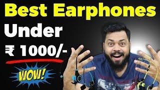 Video सबसे अच्छे EARPHONES ₹1000 नीचे 🔥 Best Headphones Under 1000 ⚡ 2018 download MP3, 3GP, MP4, WEBM, AVI, FLV Juni 2018