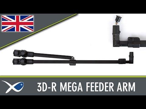 *** Coarse & Match Fishing TV *** 3DR Mega Feeder Arm