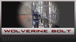 [AIRSOFT] TM VSR10 Wolverine Bolt | 0.43g Geoffs SP BBs | Scope Cam #19