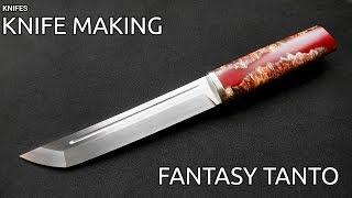 Knife Making - Fantasy Tanto