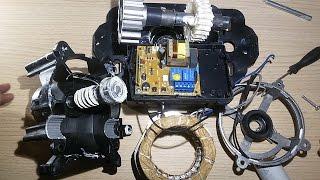 ((ATENÇÃO)) Novo Motor deslizante Combat Unisystem/Garen