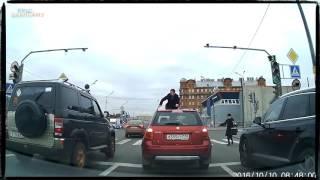 Một số tai nạn ô tô - Bài học kinh nghiệm lái xe !