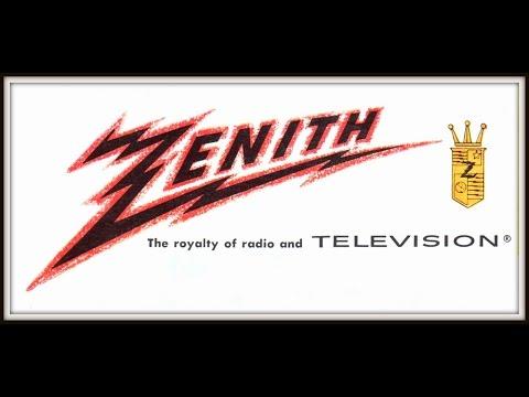 Zenith Electronics Magazine Ad Archives