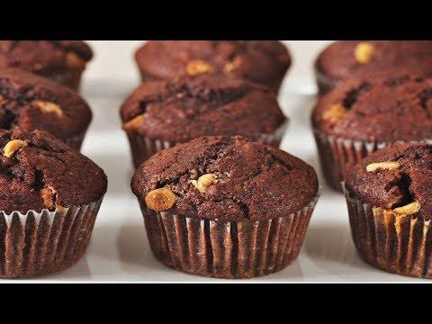 Mocha Muffins Recipe Demonstration - Joyofbaking.com