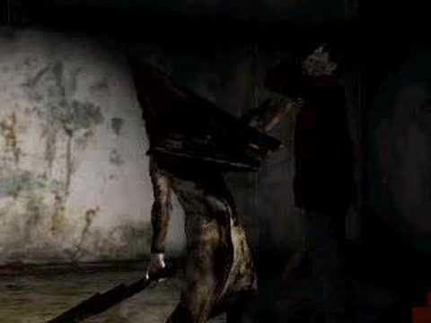 Silent Hill 2 Pyramid Head Tongue 2 Youtube